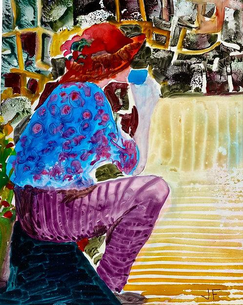 """Morning Coffee"" by Jane Ferguson"