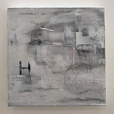 """Untitled Square B"" by Stan Zienka"