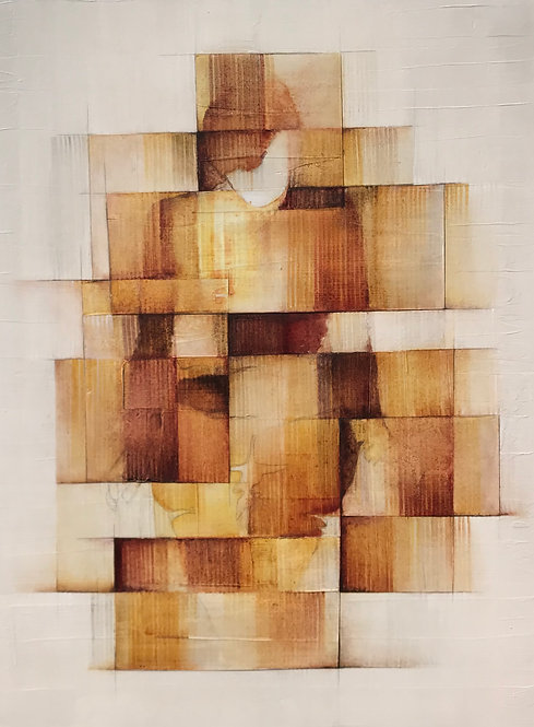 """Yellow"" by Taryn Curiel"