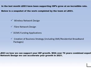 LEO3 WISP Services
