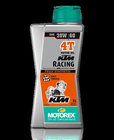 Motorex Engine Oil KTM RACING 20W/60