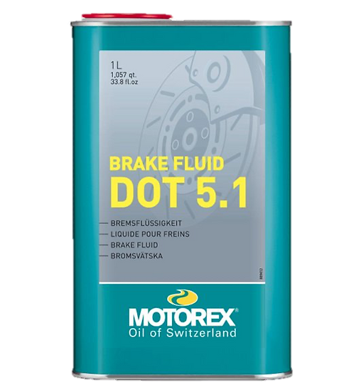 Motorex DOT 5.1 BRAKE FLUID