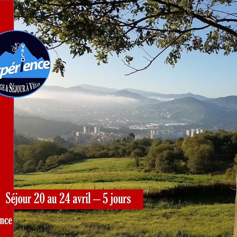 Séjour Pays Basque espagnol