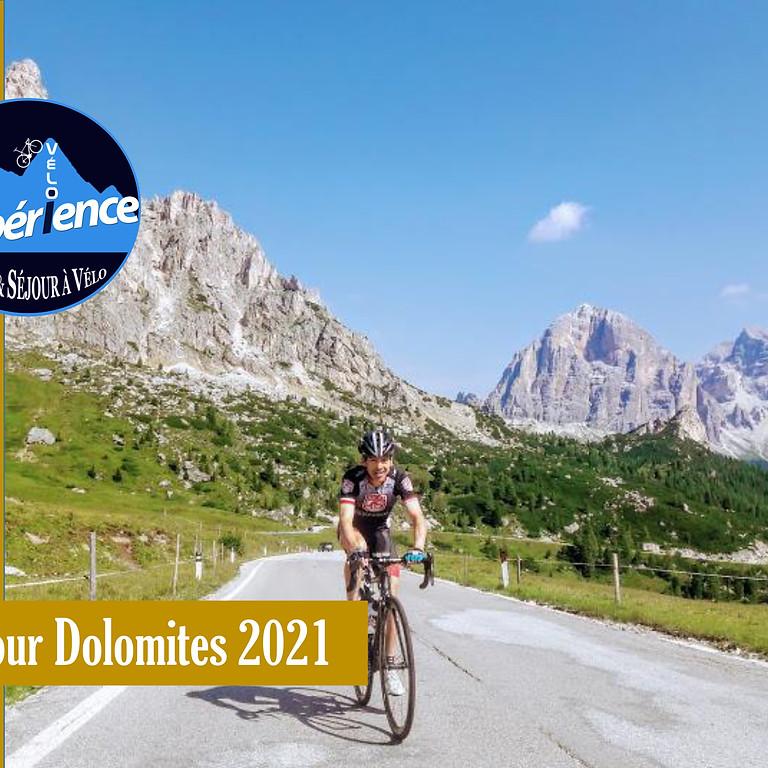 Les Dolomites en itinérance