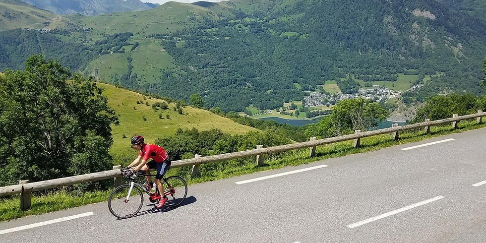 Traversée des Pyrénées - juillet 2021