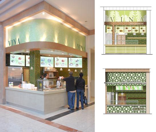 Richmond center food court