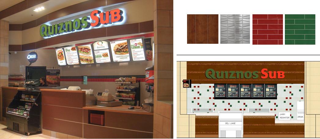 food court-quizos