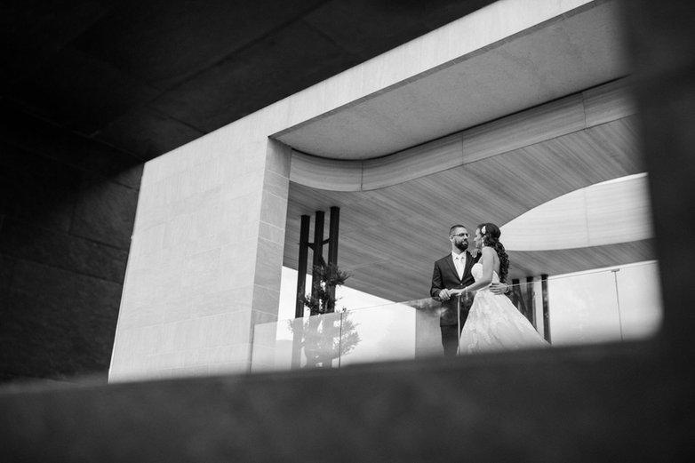 Virág és Dávid esküvője