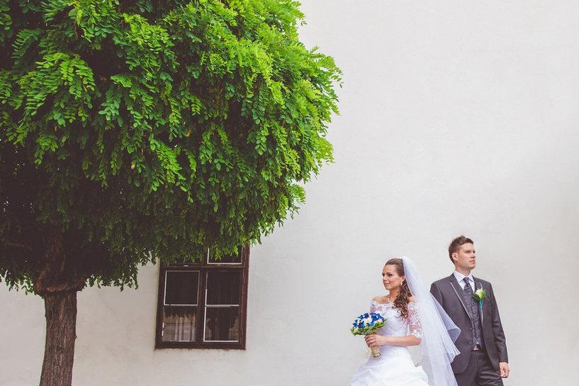 Dóri és Máté esküvője
