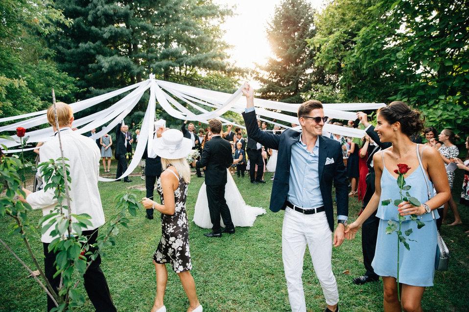 Erika és Marcus esküvője