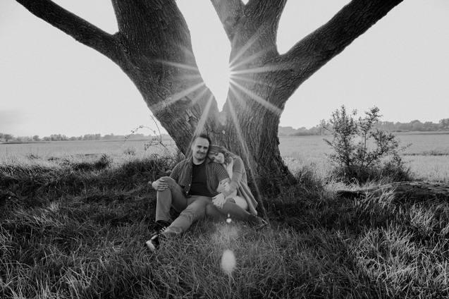 Gyöngyi és Peti fotózása