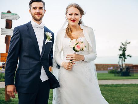 Veronika és András
