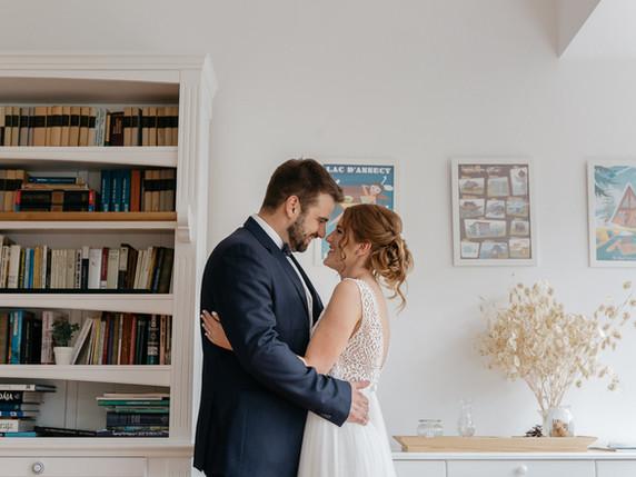 Kata és Ákos esküvője