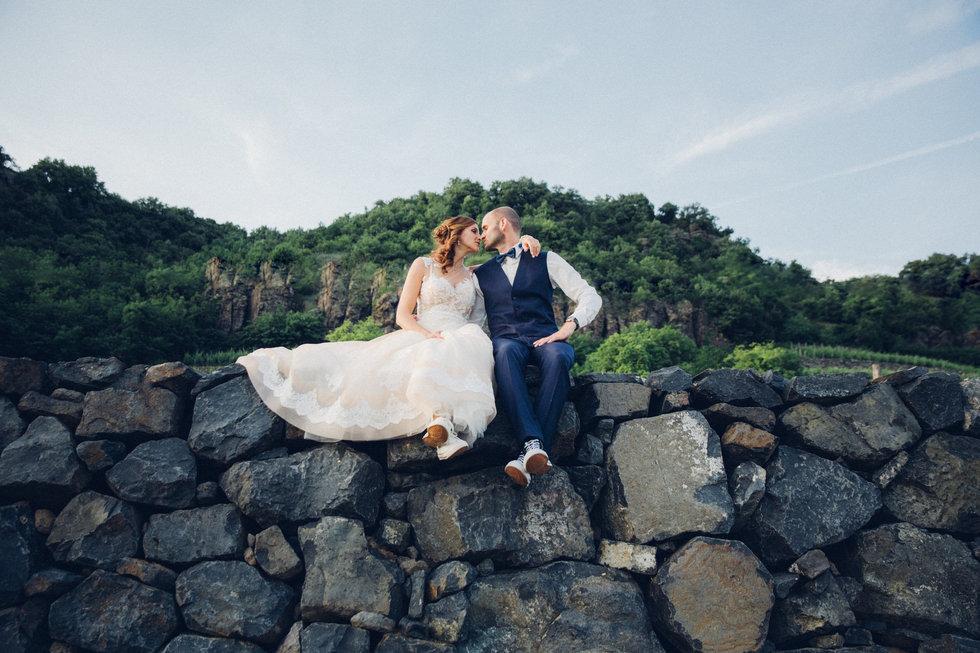 Krisztina és Róbert esküvője