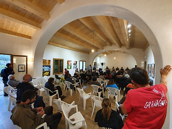 Conférence Granagora, echange de semences libres, autonomie alimentaire, permaculture