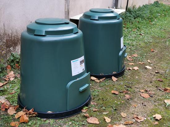 Composteur plastique pour 2/4 personnes...