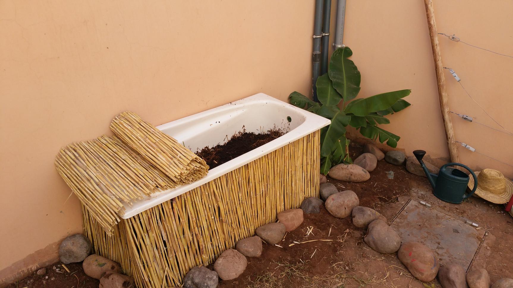 Lombriculture pour petite structure (photo ecole montessori)