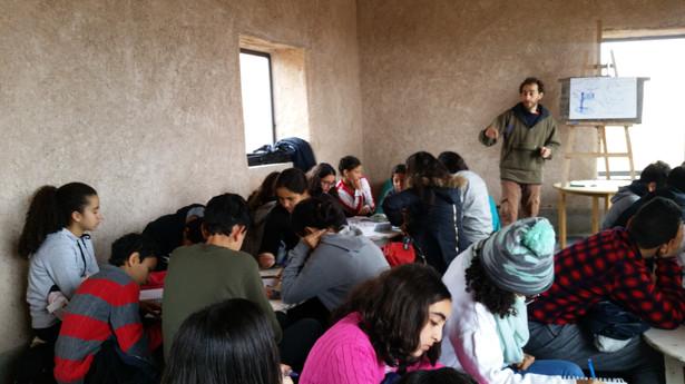 Préparation du chantier participatif, questions/réponses...
