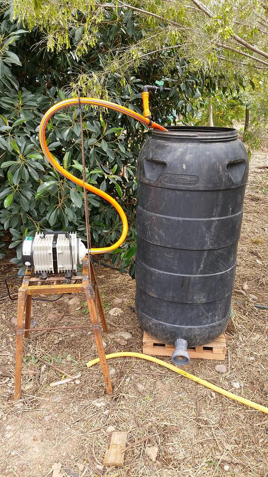 pompe à air 300 litre minute