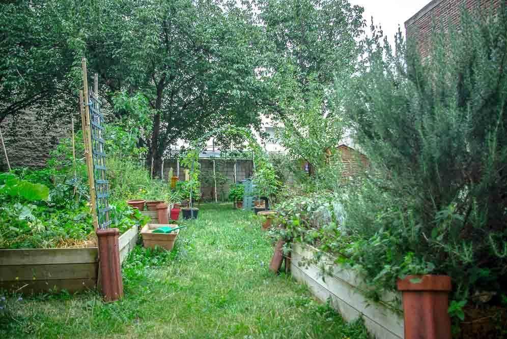 Bienvenu au jardin école des Brigades Vertes de Clichy!