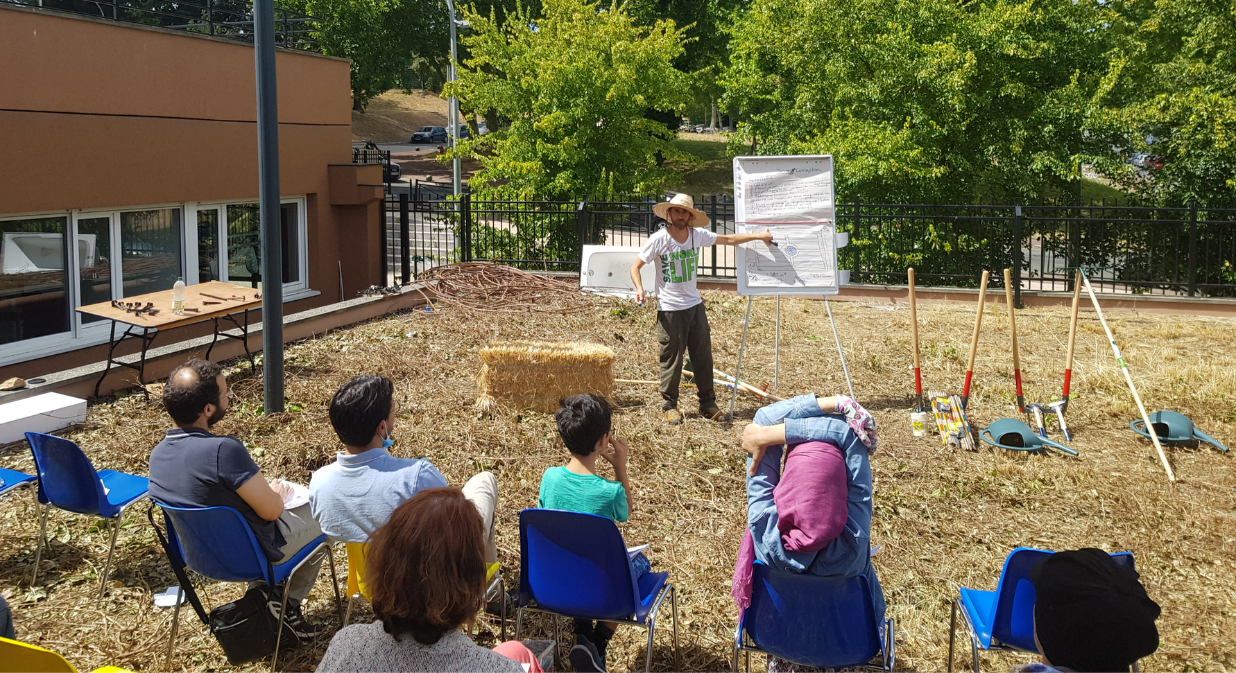 Formation permaculture...