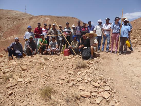 Formation anti-erosion, Permaculture, autonomie alimentaire, regeneration des sols