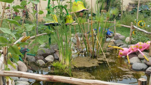 Bassin : écosystème habité...
