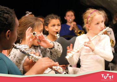 Des orchestres, pour ré-apprendre à vivre ensemble !