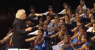 L'orchestre : univers merveilleux pour tous les enfants