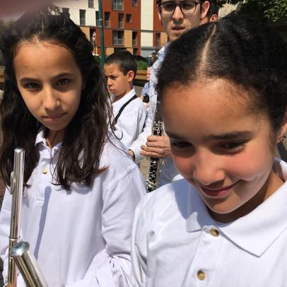 Les effets de l'orchestre sur les enfants
