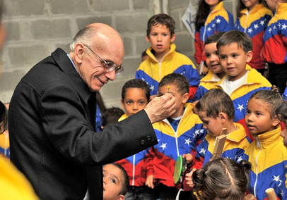 José-Antonio Abreu... Merci Maestro