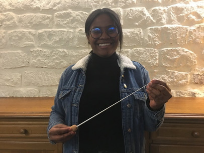 Une nouvelle ambassadrice pour les orchestres Tutti : Glass Marcano