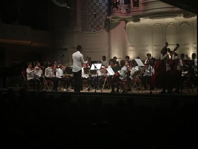 Beaucoup de concerts pour les Passeurs d'Arts