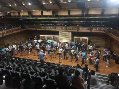 Eric Aubier, parrain Passeurs d'Arts : concerts et master class à Caracas