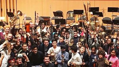 Le message de Gustavo Dudamel aux Passeurs d'Arts