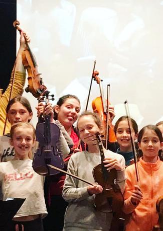 MEDITERRANÉE Verna Yefren violons 2019.
