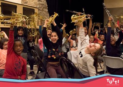 Les orchestres Tutti Passeurs d'Arts ont besoin de vous !
