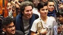 Gustavo Dudamel & Passeurs d'Arts
