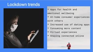 Lockdown trends