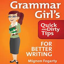 Personal branding - Grammar Girl