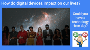 How do digital devices impact on our lives?