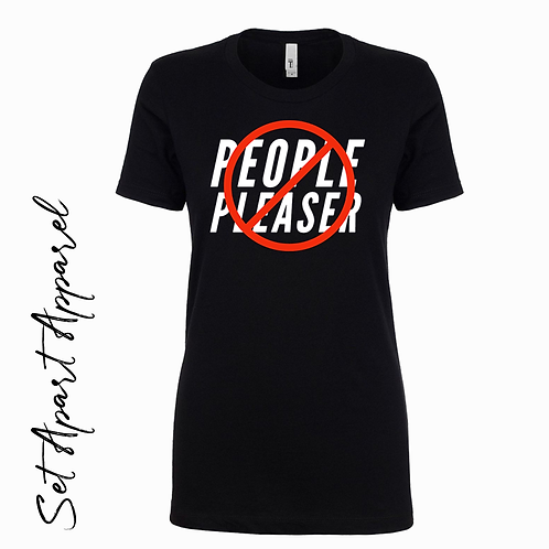 People Pleaser...NOT!