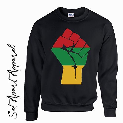 Black Pride Sweatshirt