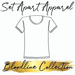 Set Apart Apparel Bloodline Collection L