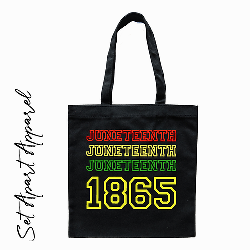 Juneteenth Tote