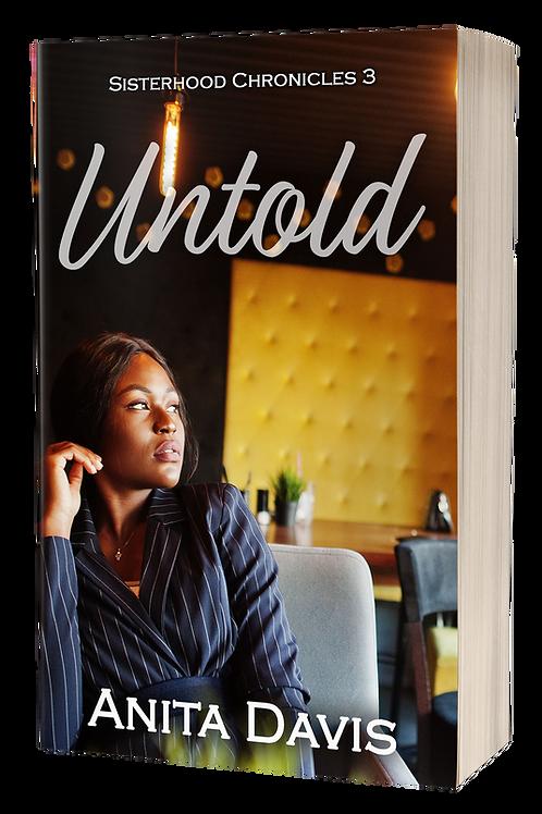 Untold: Sisterhood Chronicles 3