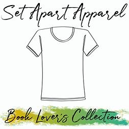 Set Apart Apparel Book Lover's Collectio