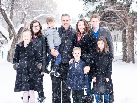 Family Photoshoot in Kennewick, WA