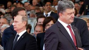 Política interna e externa da Ucrânia no contexto de guerra civil