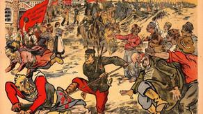 Geopolítica da Guerra Civil Russa.